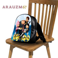 Despicable Minions Backpack with unique design