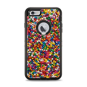 The Tiny Gumballs Apple iPhone 6 Plus Otterbox Defender Case Skin Set