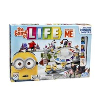 Despicable Me Minion The Game of Life Game | Games for ages 5+ | Hasbro