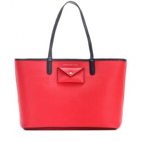 marc by marc jacobs - tote 48 leather shopper