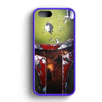 Boba Fett Mask Han Solo iPhone 5 Case iPhone 5s Case iPhone 5c Case