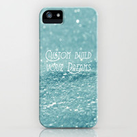 Custom Dreams iPhone Case for iphone 5, 4S, 4, 3GS, 3G by Alice Gosling | Society6