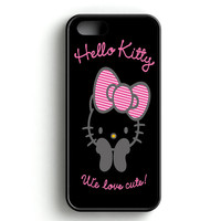 Hello Kitty We Love Cute iPhone 5|5S Case