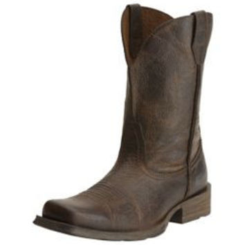 Ariat Mens Rambler Square Toe Wicker Boots
