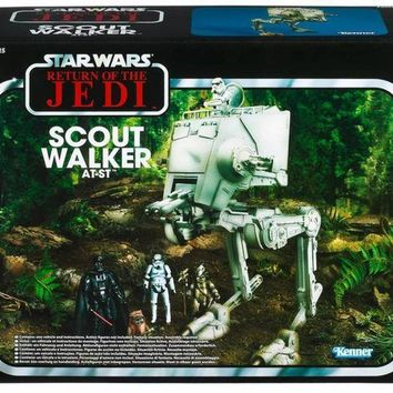 Hasbro Star Wars Vintage Collection Vehicle At St Walker Exclusive