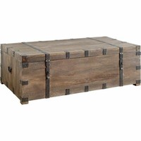 Waterfront Coffee Table/Chest