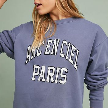 Paris Graphic Sweatshirt