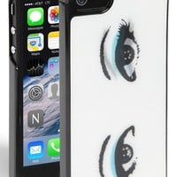 kate spade new york 'lenticular eyes' iPhone 5 & 5s case - White