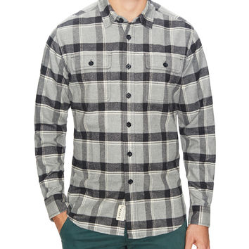 The Heritage Flannel Sportshirt