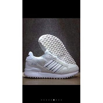 Adidas Clover ZX750 trendy retro running shoes F-PSXY white