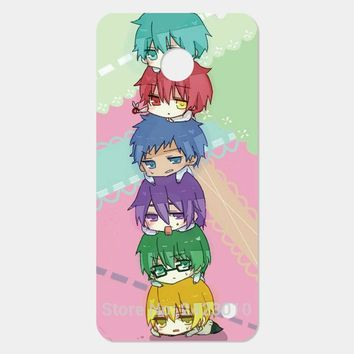 For Nokia Lumia 630 635 625 520 730 830 920 930 XL 1520 For Nokia 6 Painting Back Case Kuroko no Basket kawaii Phone Cases Cover