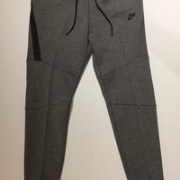 KUYOU Nike Tech Fleece Sweats Grey 805162-091