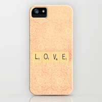 Love from a distance  iPhone & iPod Case by secretgardenphotography [Nicola]