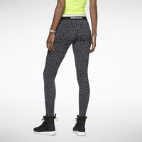The Nike Leg-A-See Allover Print Women's Tights.