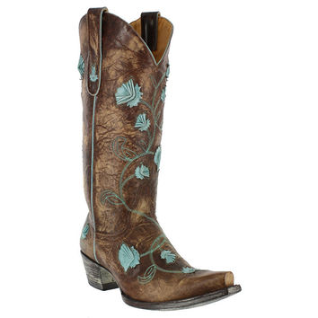 Old Gringo Women S Abby Rose Western From Boot Barn