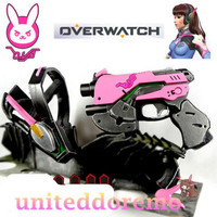 Overwatch D.Va  PVC Cosplay Props Weapon OW Prop Costume