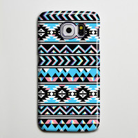 Retro Aztec Geometric Galaxy s6 Edge Plus Case Galaxy s6 s5 Case Samsung Galaxy Note 5 4 3 Phone Case s6-032