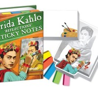 PHILOSPHERS GUILD FRIDA KAHLO REFLECTIONS STICKY NOTES