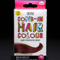 Pink Comb-In Temporary Hair Dye - Urban Outfitters