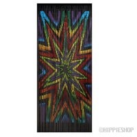 Cosmic Blast Bamboo Door Beads on Sale for $39.99 at HippieShop.com