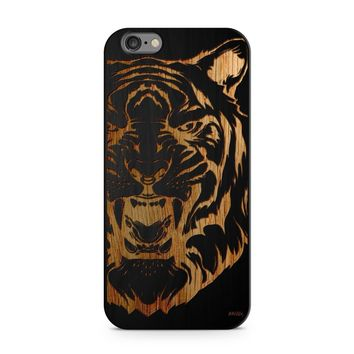 Black Bamboo - Queen of the Jungle Phone Case