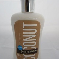 Bath Body Works Coconut Vanilla 8.0 oz Body Lotion