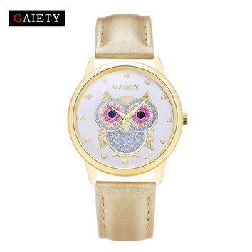 Cartoon Quarts Sport Wrist Watch from SheShopper.