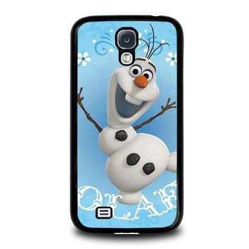OLAF Frozen Disney Samsung Galaxy S4 Case Cover