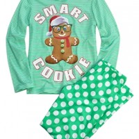 Smart Cookie 2 Piece Pajama Set | Girls Pajamas & Robes Pjs, Bras & Panties | Shop Justice