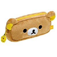 San-X Rilakkuma Plush Pencil Case/Pen Pouch