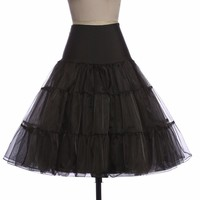 Fashion  Skirts Women Rockabilly Swing