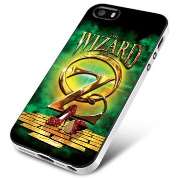 Wizard of Oz Movie Poster iPhone 5 | 5S | 5SE Case Planetscase.com