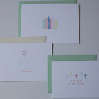 3 Layers of Expression Card ™ {Graduate Set}