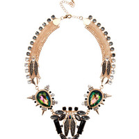 Bershka United Kingdom - Insect necklace