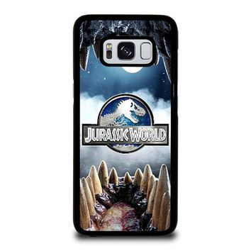 JURASSIC WORLD Samsung Galaxy S8 Case Cover