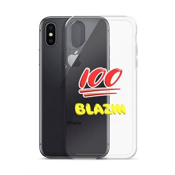 Blazin Case for iPhone 6/6s 6+/6s+ 7/7+ 8/8+ X/XS XS Max Highest Quality on Etsy. Buy now with us at MRC Goods.