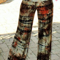 Tie Dye to Die For Palazzo Pants