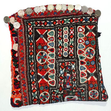 Vintage Banjara Clutch Bag Gypsy Banjara Clutch Tribal Banjara Clutch Purse Vintage Leather Clutch Bag