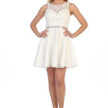 Homecoming Short Cocktail Party Prom Dress