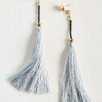 Tassel It On Earrings | Mod Retro Vintage Earrings | ModCloth.com