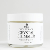 Crystal Glow Body Shimmer