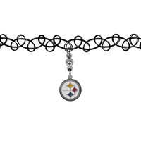 Pittsburgh Steelers Knotted Choker