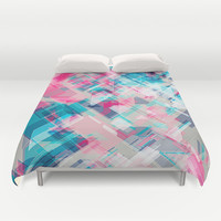 Splinter Duvet Cover by Tracie Andrews
