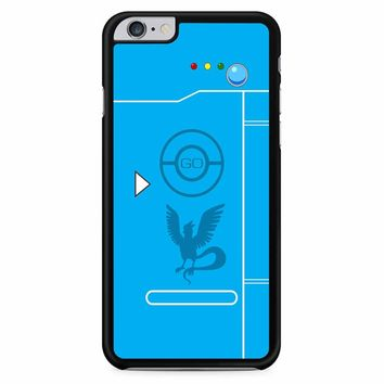 Pokemongo Team Mystic Pokedex iPhone 6 Plus / 6S Plus Case