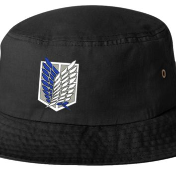 Survey Corps bucket hat template