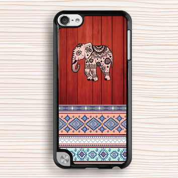 boy's gift ipod 4 case,wood grain pattern ipod touch 5 case,personalized ipod 5 case,geometrical elephant ipod touch 5 case,fashion ipod touch 5 case,most popular ipod touch 4,best gift ipod touch 4