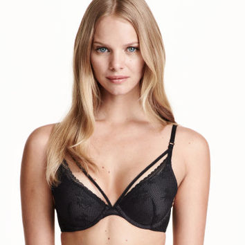 H&M Lace Push-up Bra $24.99