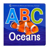 AMNH ABC Oceans Board Book