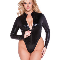 Kitten Naughty Bodysuit