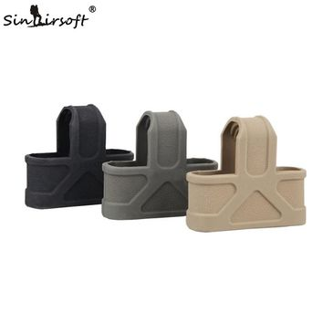 10 pcs / 5.56 NATO Cage Fast Mag Magazine Belt Holder For Airsofts M4/16 Accessories